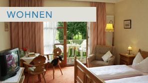 Wohnen in G'sundheits-Hotel Eckershof - ein Hotel in Bad Birnbach