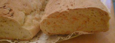 frisches Bio-Brot
